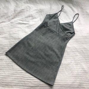 Allstar Houndstooth Mini Dress